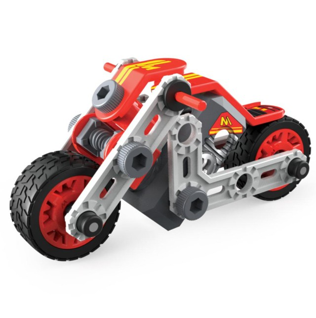 Meccano junior Motorbike